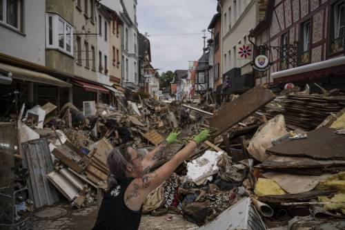 Alluvioni Germania: cronache di una morte annunciata