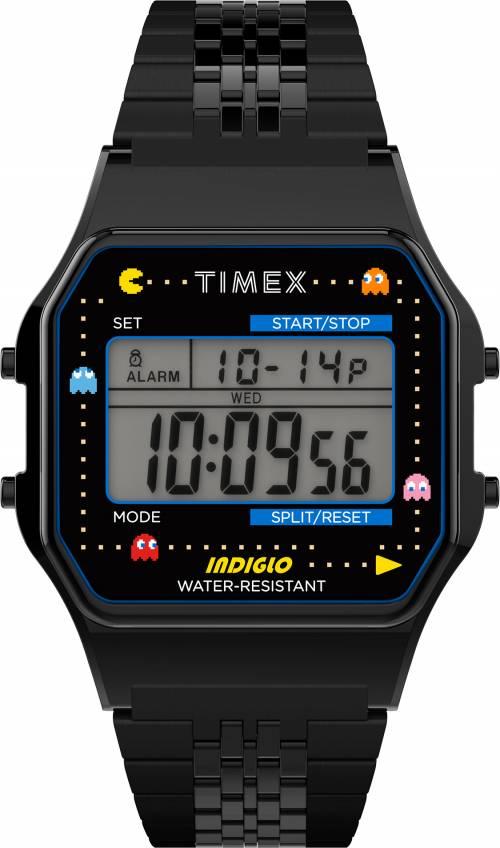 Timex per Pac-Man: il tempo sposa il videogioco
