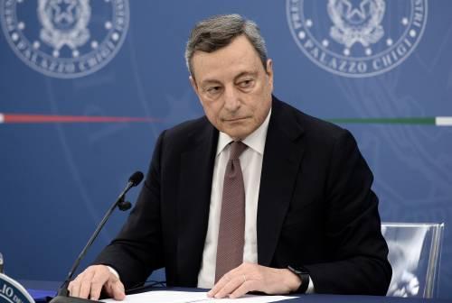 I partiti già in assetto da semestre bianco. La contromossa di Draghi