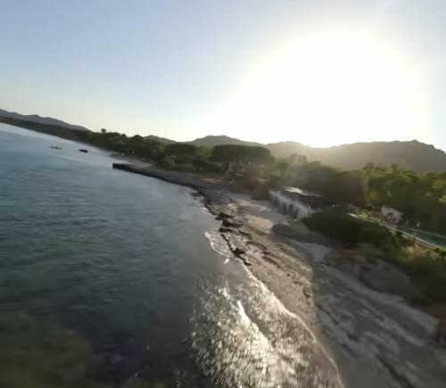Incendio nel resort di Temptation Island: distrutta parte della struttura