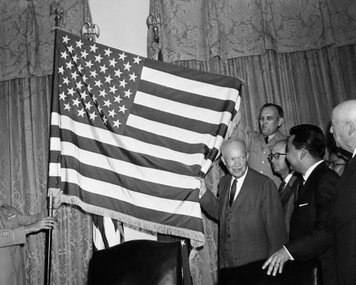 Cina-Usa: la crisi del '58 e la visita del vice di Blinken a Pechino