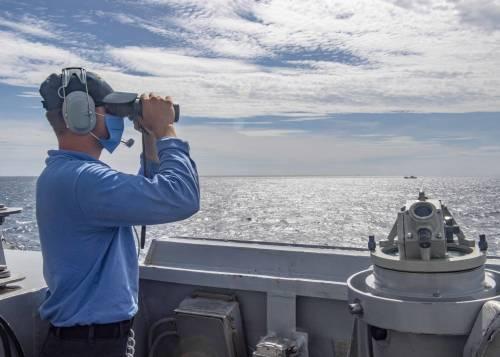 Navi autonome e laser: le nuove armi di Pechino per sfidare gli Usa