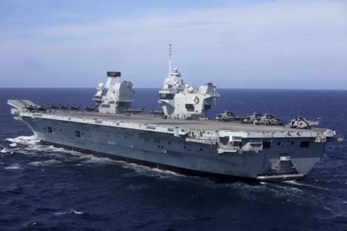 Portaerei e navi nel Pacifico: ora Johnson sfida la Cina