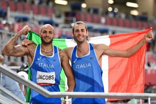 L'atletica azzurra riscrive la storia: oro a Jacobs e Tamberi