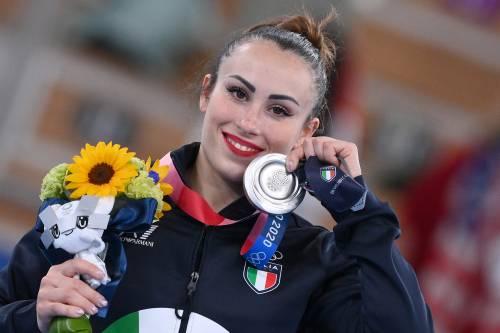 Vanessa Ferrari infinita: argento a 30 anni