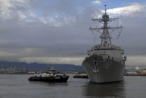 """Quelle """"navi fantasma"""" che possono scatenare un conflitto"""