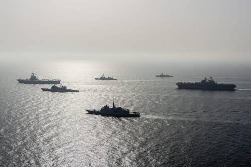 Scintille Germania-Cina: e Berlino manda le navi in Asia