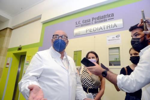 """Bernardo: """"La sola arma anti Covid sono i vaccini. Ma serve la terza dose"""""""