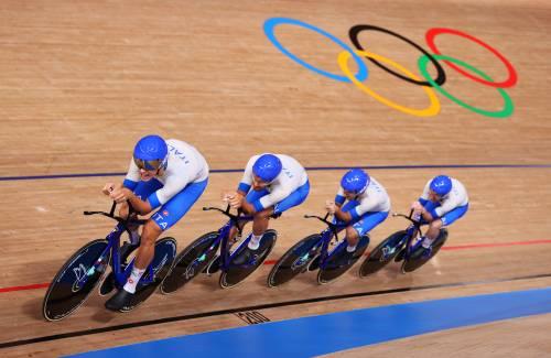 Ciclismo d'oro: è record del mondo
