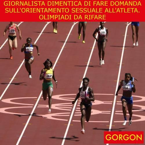 Ecco la satira del giorno. Olimpiadi da rifare