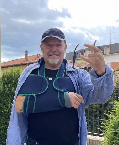 Bici, per lui una passione infinita: addio al ciclista Bruno Chiodi: domani l