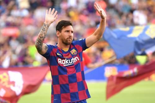 Adesso è ufficiale: Messi dice addio al Barcellona