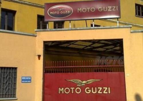 Moto Guzzi: 100 anni in un libro