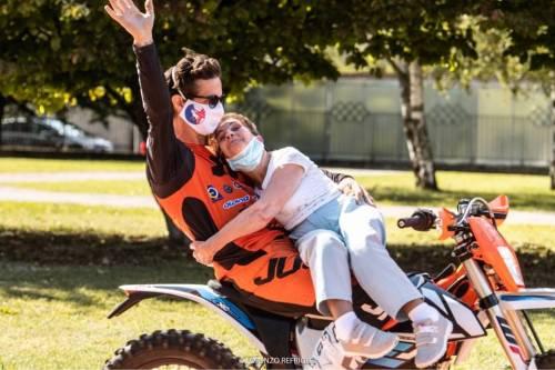 Giornata della disabilità: la mototerapia di Oddera