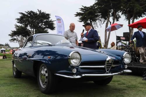 Concorso Italiano 2021: Maserati Mistral Spider del '65 è la regina