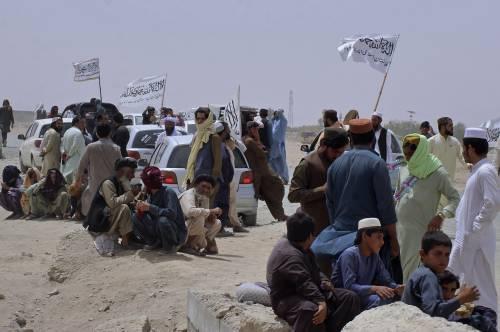 Più di un milione di profughi dall'Afghanistan, l'Europa adesso trema