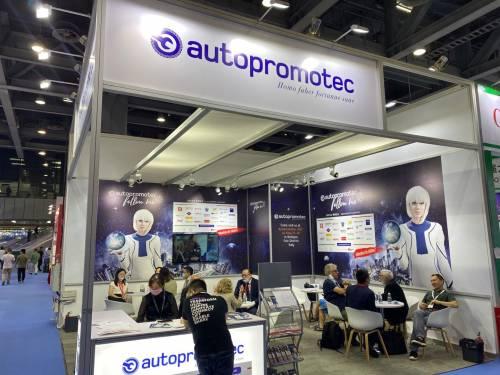Autopromotec 2022: parte la promozione all'estero