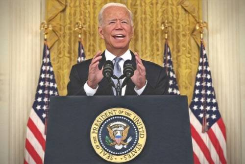 Afghanistan, le 4 bugie nel discorso di Biden
