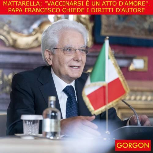 Ecco la satira del giorno. Tensioni tra Vaticano e Italia