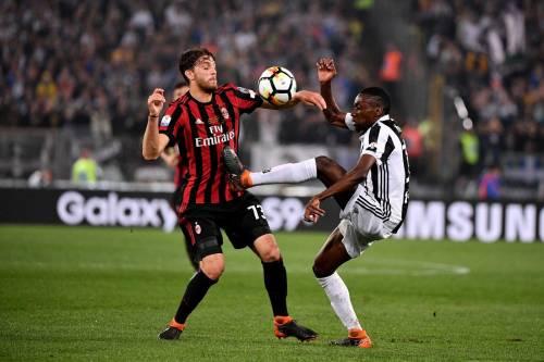 """Locatelli ora """"usa"""" pure la nonna per il gol col Milan alla Juve"""