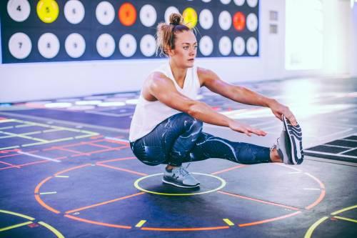 Workout, esercizi per snellire le cosce