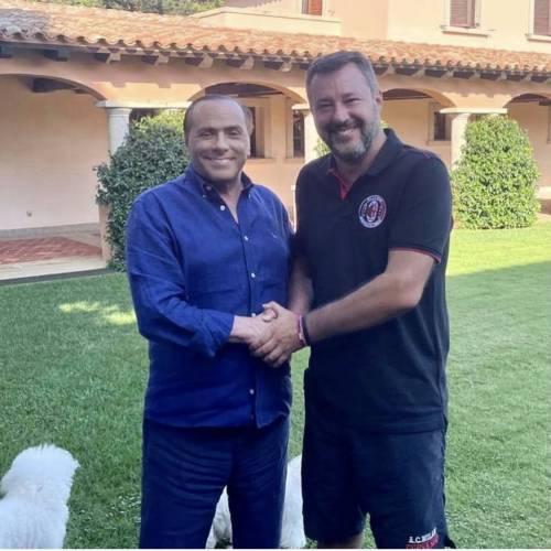 Matteo Salvini su Instagram