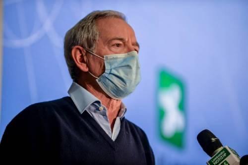 """Bertolaso: """"Rivedere le regole per le mascherine"""""""
