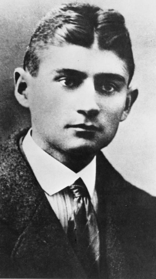Kafka dallo scarafaggio agli scarabocchi