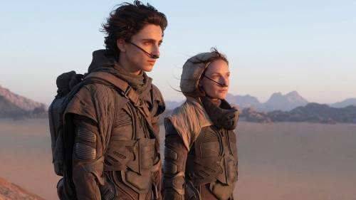 Dune, i libri che hanno ispirato il nuovo film con Timothée Chalamet