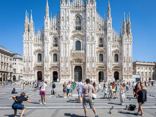 Milano, al via la raccolta fondi per il restauro della guglia del Duomo
