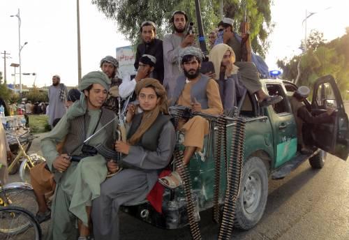 Nel Panshir ferito Talebani padroni e sfollati in fuga