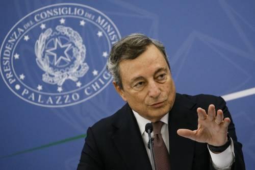 Draghi tira dritto: vuole un Cdm giovedì per allargare il pass a tutti gli statali. Il nodo della platea