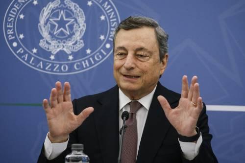 No all'incontro Lamorgese-Salvini Draghi la difende