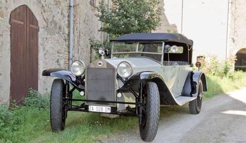 Mauto: in esposizione dieci esemplari della Lancia Lambda per il centenario
