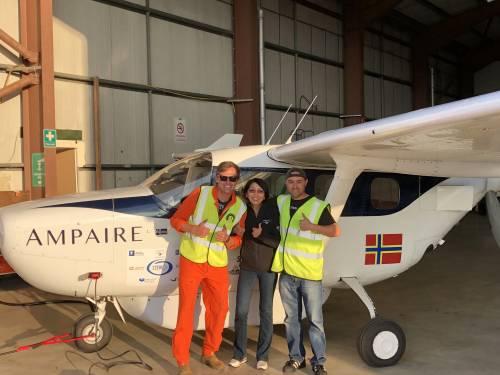 """Pure i voli diventano """"ibridi"""": ecco gli aerei del futuro"""