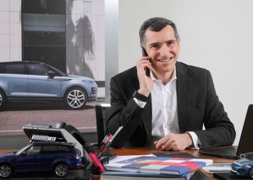 Jaguar Land Rover Italia: Maver lascia, Santucci al vertice