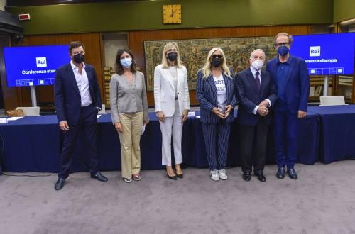"""""""Giornalismo autorevole"""": su Rai1 la XIII edizione del Premio Biagio Agnes a Palazzo Reale di Napoli"""