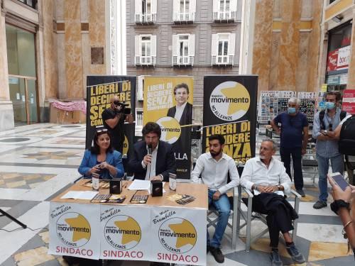 M5s, crisi senza fine: da Napoli parte la scissione