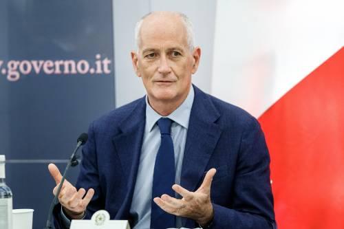 Il sottosegretario alla presidenza del consiglio Franco Gabrielli
