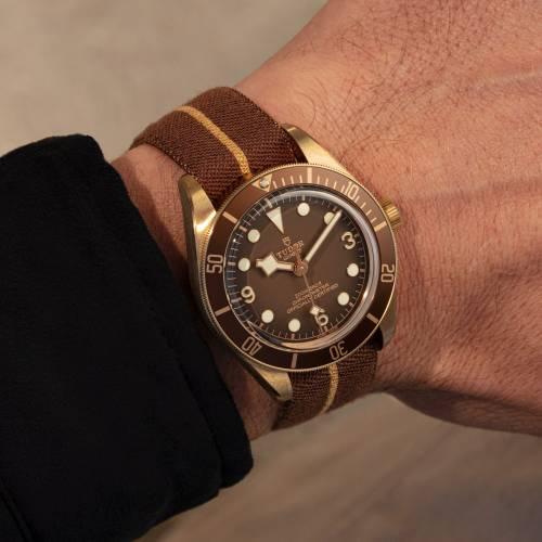 Tudor Black Bay Fifty-Eight, il nuovo look in bronzo