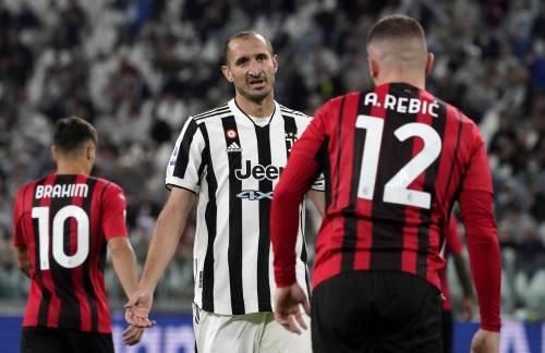 La Juventus non vince più: il Milan impone l'1-1. Bianconeri terzultimi