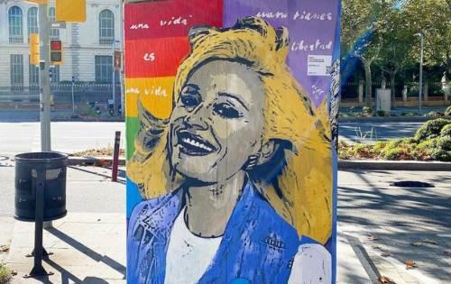 Sfregiato murale