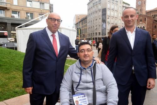 """Il candidato disabile: """"Viaggiare in metrò? Per me un'umiliazione"""""""