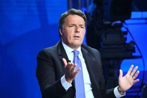 La mossa di Renzi: asse con il centrodestra per la partita del Quirinale