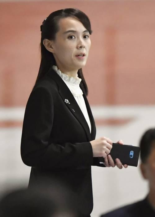 """Prove di pace tra le Coree. La sorella di Kim apre: """"Una proposta lodevole"""""""