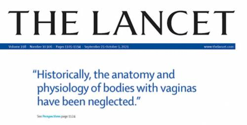 """""""Donne corpi con vagina"""". Bufera sull'eccesso liberal di Lancet"""
