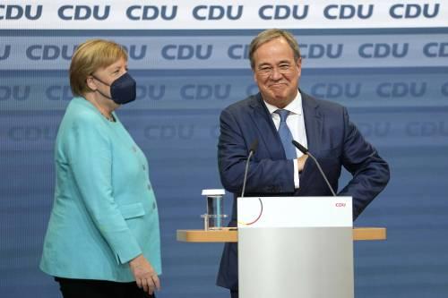 Cdu senza Merkel ai minimi storici. Spd avanti di poco ma vuole il governo