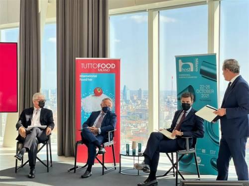 TuttoFood e Host, 2200 espositori per far crescere il made in Italy