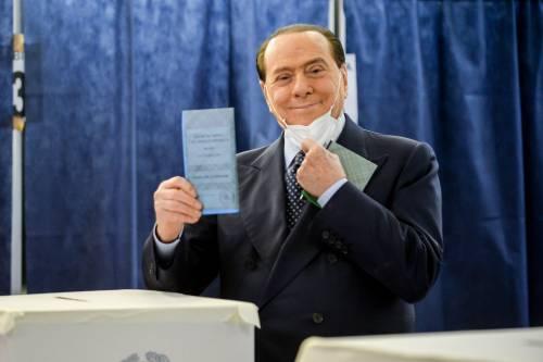 """Ritorna Berlusconi e ridisegna l'alleanza. """"Sì a un nuovo Pdl esteso anche a Fdi. Il Colle? Non parlo"""""""