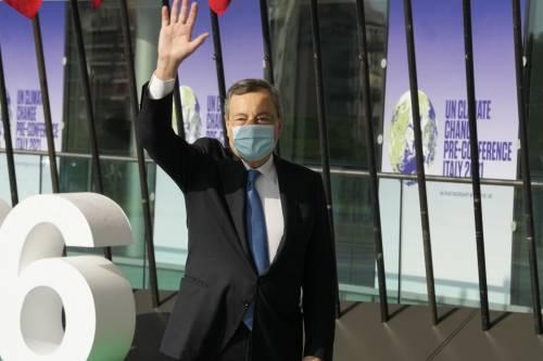 Il governo Draghi frena i sovranisti. Il premier accelera ma c'è il nodo Colle